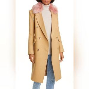 Smythe cape coat BNWT